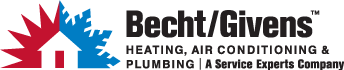 Becht/Givens Service Experts Logo